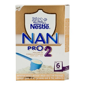 NESTLE NAN PRO 2 POWDER 400GM