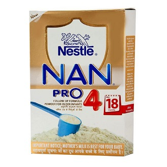NESTLE NAN PRO 4 POWDER 400GM