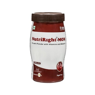 NUTRIRIGHT MOM POWDER CHOCOLATE 200GM