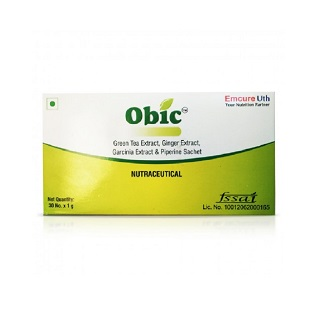 OBIC GREEN TEA 30 SACHETS