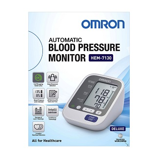 OMRON BLOOD PRESSURE MONITOR DEVICE HEM-7130