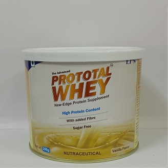 PROTOTAL WHEY POWDER VANILLA 200GM