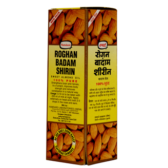 ROGHAN BADAM SHIRIN OIL 50ML