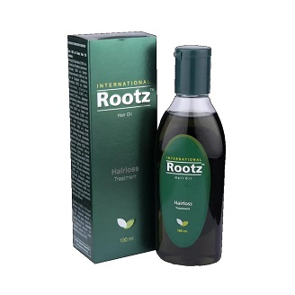 ROOTZ HAIR OIL 100ML