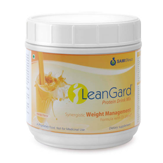 SAMI DIRECT LEANGARD PROTEIN DRINK MIX (MANGO) (25 GM*12)