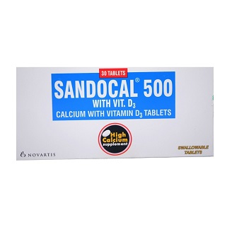 SANDOCAL 500MG TAB