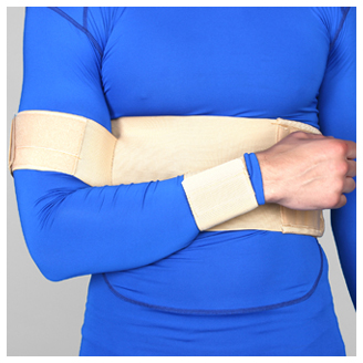 AKTIVE ORTHO'S SHOULDER IMMOBILIZER