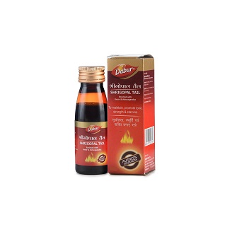 DABUR SHRIGOPAL TAIL 25ML