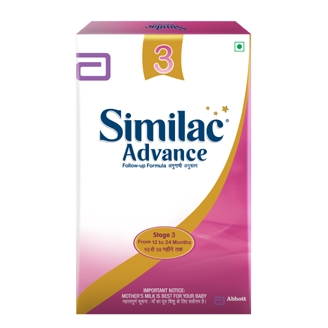 SIMILAC ADVANCE STAGE 3 400GM POWDER