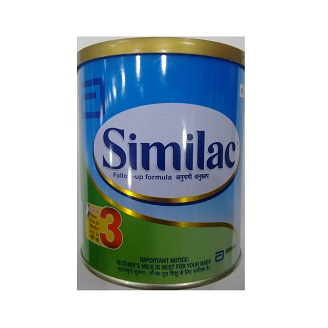 SIMILAC STAGE 3 POWDER 400GM