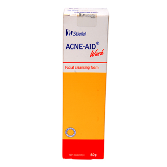 STIEFEL ACNE AID WASH 60GM