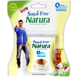 SUGAR FREE NATURA TABLET 500'S