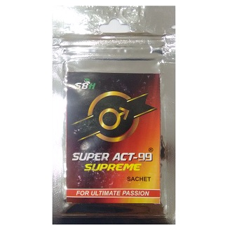 SUPER ACT 99 SUPREME SACHET