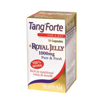 HEALTHAID TANG FORTE ROYAL JELLY 1000MG CAPSULE