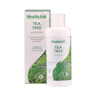 HEALTHAID TEA TREE HAND & BODY LOTION