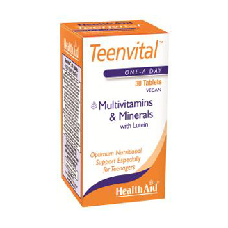HEALTHAID TEENVITAL TABLET
