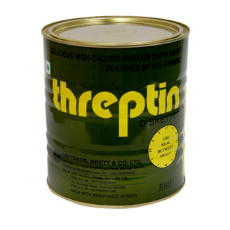 THREPTIN DISKETTE 1000GM