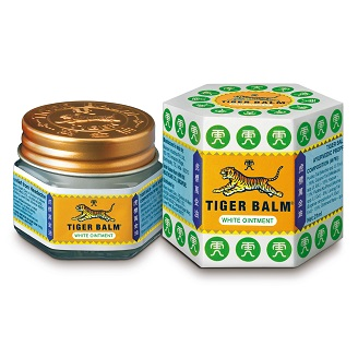 TIGER BALM WHITE OINTMENT 21ML