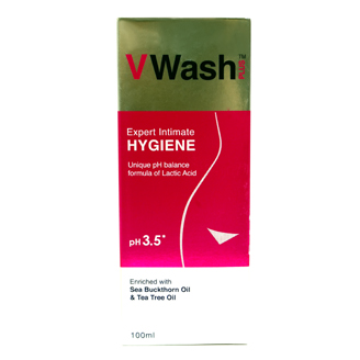 V WASH PLUS HYGIENE WASH 100ML