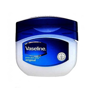 VASELINE WHITE PETROLEUM JELLY 42GM