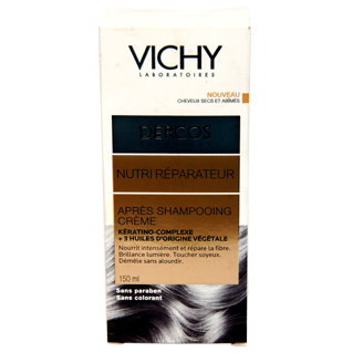 VICHY DERCOS NOURISHING REPARATIVE CREAM CONDITIONER