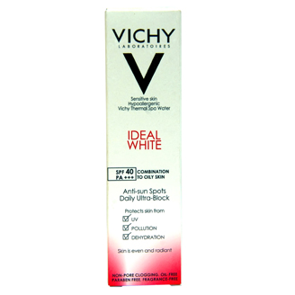 VICHY IDEAL WHITE ANTI-SUN SPOTS SPF40