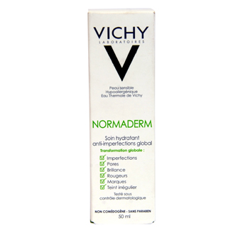 VICHY NORMADERM GLOBAL ANTI IMPERFECTION HYDRATING CARE