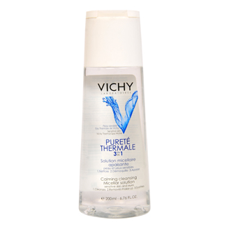 VICHY PURETE THERMALE 3 IN 1  CALMING CLEANSING MICELLAR SOLUTION