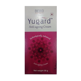 YUGARD 30GM CREAM